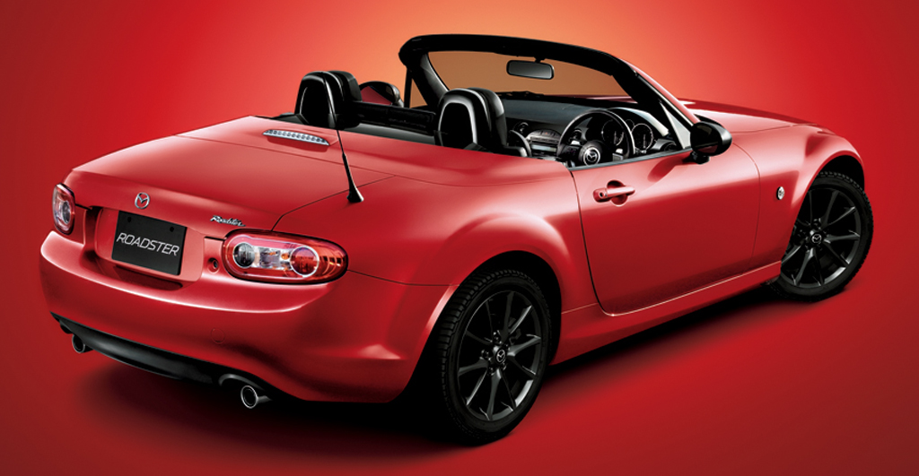 2012 Mazda MX 5 Miata Special Edition 2012 Mazda MX 5 Miata Special Edition   Speedier, More Beautiful and Fuel Economic