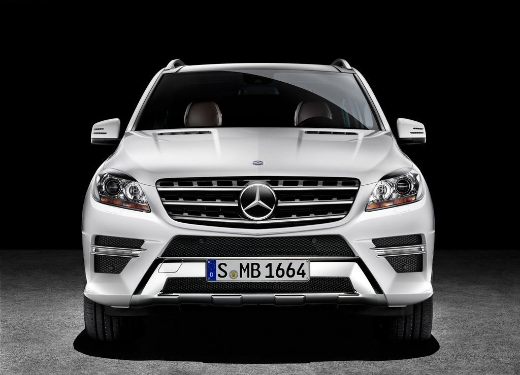 2012 Mercedes Benz M Class ML350CDI SUV 2012 Mercedes Benz M Class (ML350CDI) SUV to be launched India in April 2012