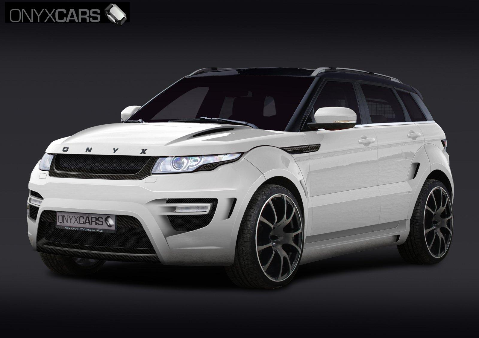 2012 Onyx Concept Evoque Rouge Edition 1 2012 Onyx Concept Evoque Rouge Edition   A Review