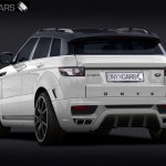 2012 Onyx Concept Evoque Rouge Edition