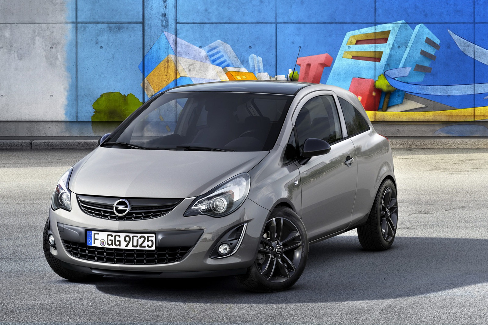 "2012 Opel Corsa Kaleidoscope Edition 2012 Opel Corsa ""Kaleidoscope"" Edition launched in Europe"
