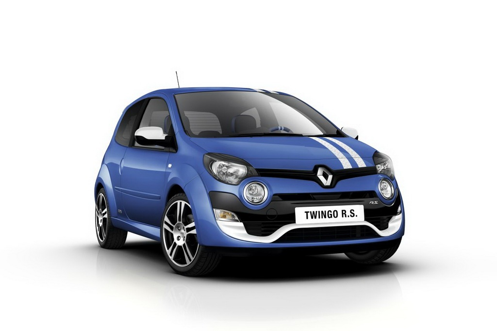 2012 Renault Twingo RS and Gordini RS 1 2012 Renault Twingo RS and Gordini RS revealed