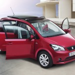 2012 SEAT Mii 5-Door City Car (1)