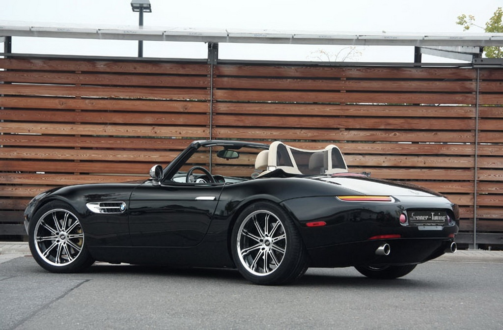 2012 Senner BMW Z8 1 2012 Senner BMW Z8   More Glamorous and Energy Efficient