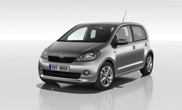 2012 Skoda Citigo 5 door Volkswagen to Launch 2012 Skoda Citigo 5 door