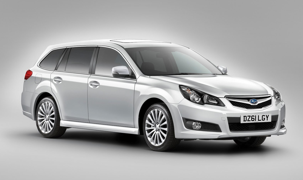 2012 Subaru Legacy Tourer 2012 Subaru Legacy Tourer in the UK Gets More Fuel Efficient Engine