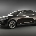 2012 Tesla New Model X CUV
