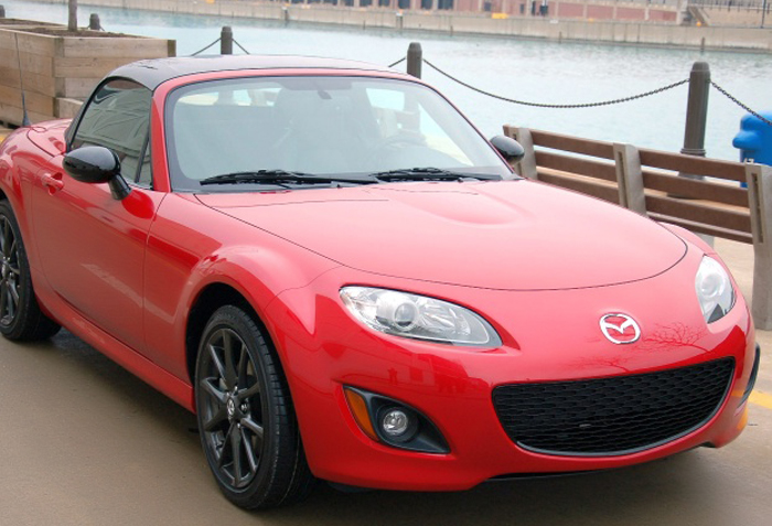 2012 mazda mx 5 special edition 2012 Mazda MX 5 Special Edition ranges from $31,225