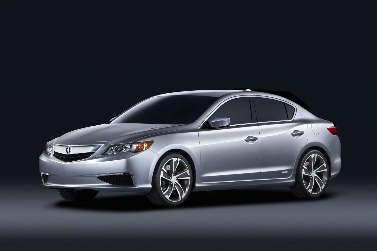 2013 Acura ILX 2013 Acura ILX & RDX   to Be Launched for Sale