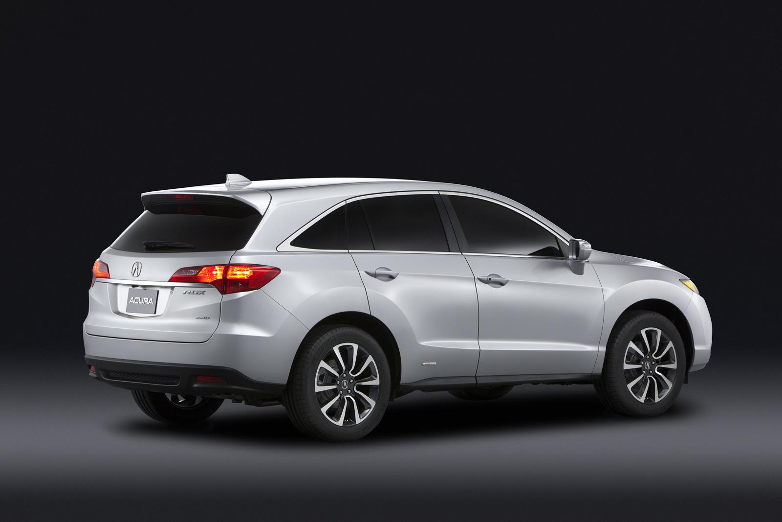 2013 Acura RDX 1 2013 Acura ILX & RDX   to Be Launched for Sale