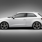 2013 Audi A3 Three-Door Hatchback (4)