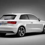 2013 Audi A3 Three-Door Hatchback (5)
