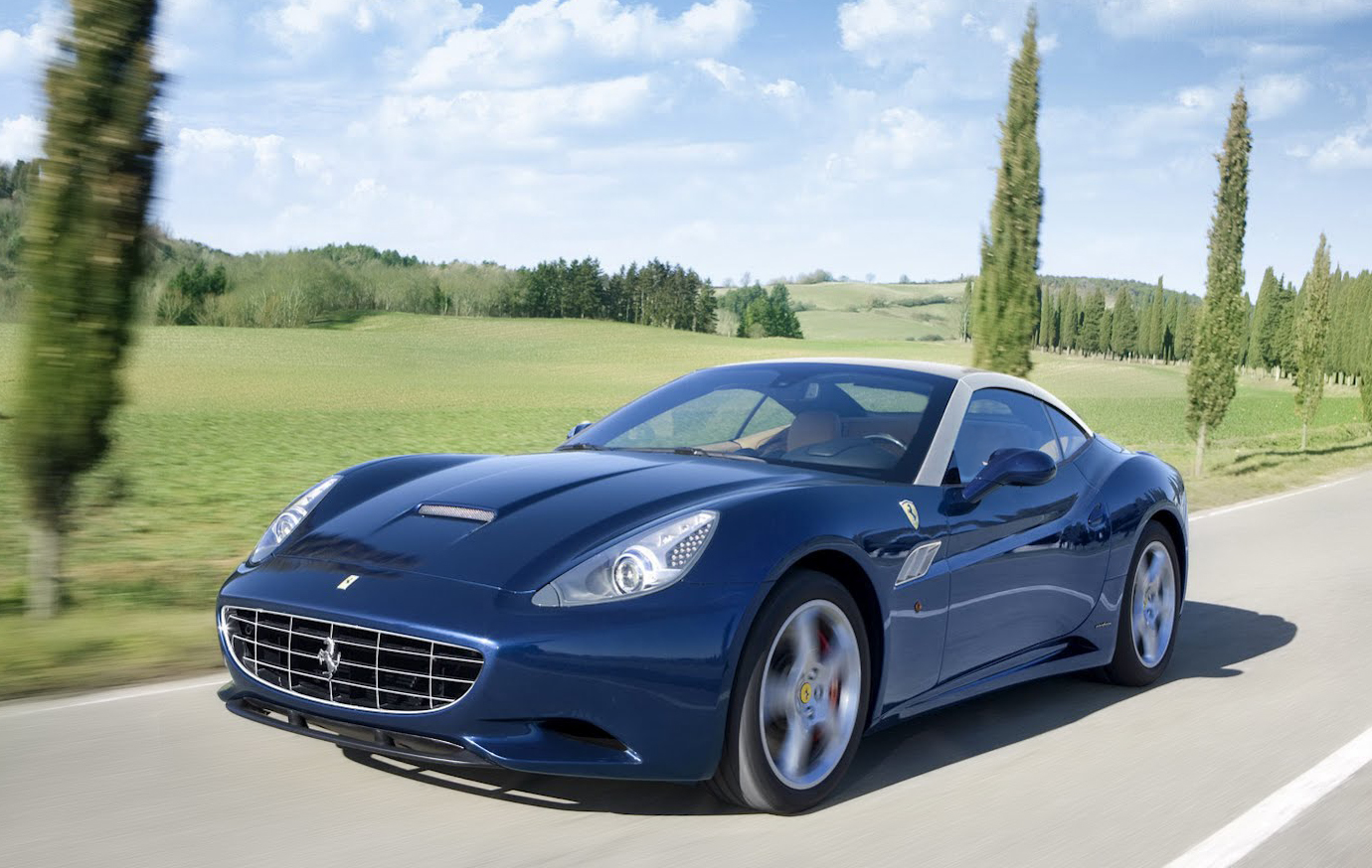 2013 Ferrari California 2013 Ferrari California unveiled