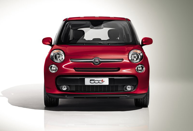 2013 Fiat 500L 3 2013 Fiat 500L to be introduced in Europe