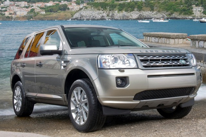 2013 Land Rover Freelander 2 Facelift 2013 Land Rover Freelander 2 Facelift Model   A Technical Review