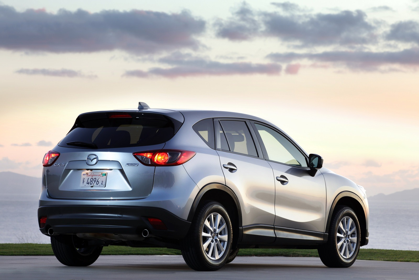 2013 Mazda CX 5 Crossover 1 2013 Mazda CX 5 Crossover   Available with a Compact Technical Tune up