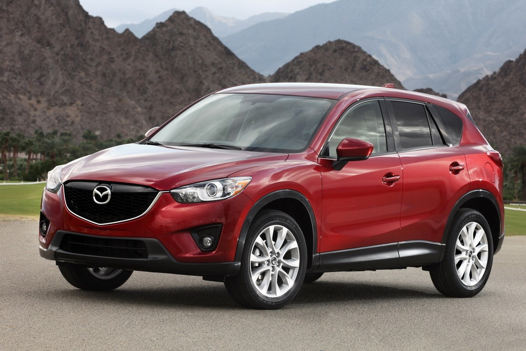 2013 Mazda Cx5 Available In Three Special Variants With Updated Prices Check It Up