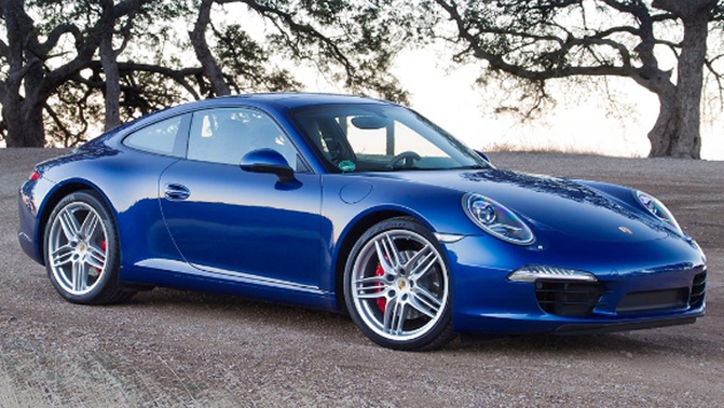 2013 Porsche 911 GT3 2013 Porsche 911 GT3 in favour of PDK