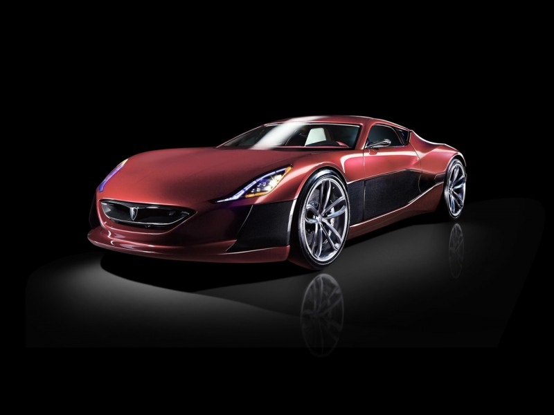 2013 Rimac Concept One 1 2013 Rimac Concept One with a Complete Car Tune up Program