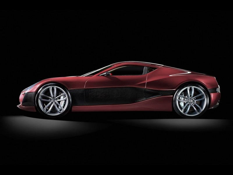 2013 Rimac Concept One 3 2013 Rimac Concept One with a Complete Car Tune up Program