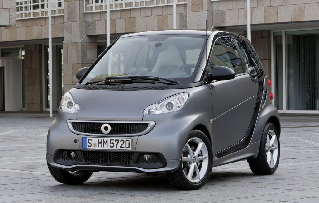 2013 Smart Fortwo Facelift II 2013 Smart Fortwo Facelift II   Energy Efficient and Smart in Design