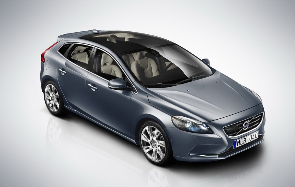 2013 Volvo V40 2013 Volvo V40   Screenshots Revealed to Update Mind of Viewers
