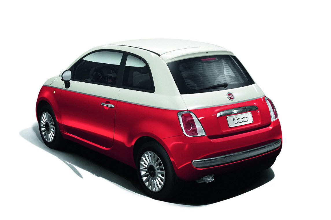 Fiat 500 ID Limited Edition 2 Only 500 units of 2012 Fiat 500 ID Limited Edition for Germany