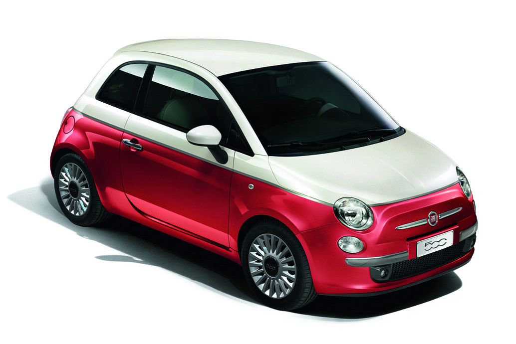 Fiat 500 ID Limited Edition Only 500 units of 2012 Fiat 500 ID Limited Edition for Germany