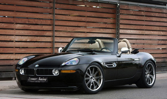 Senner Tuning BMW Z8 2001 2003 Z8  Famous for Massive Aesthetic Appeal and Fuel Economy