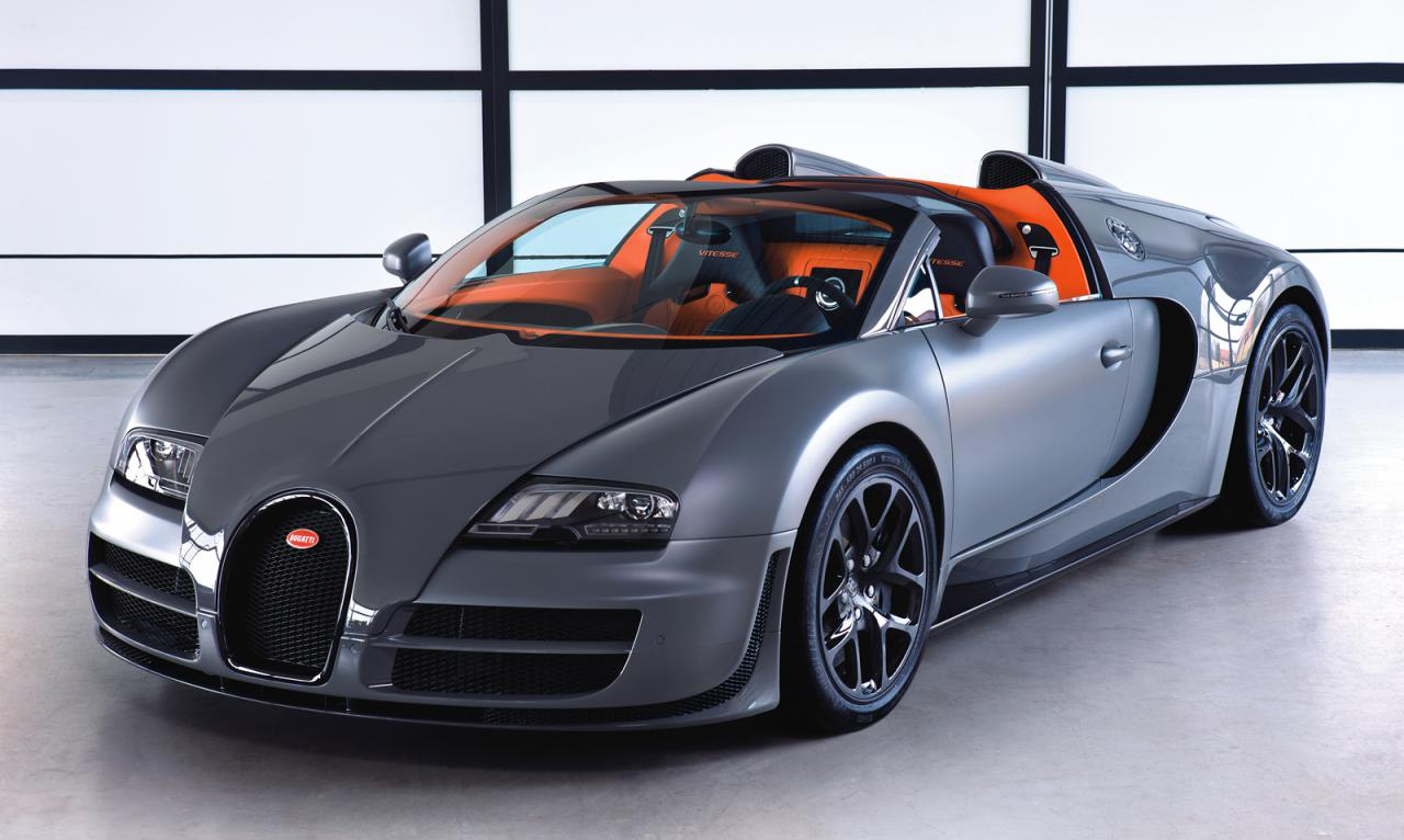 2012 Bugatti Veyron Grand Sport Vitesse 2012 Bugatti Veyron Grand Sport Vitesse – images and full specifications released