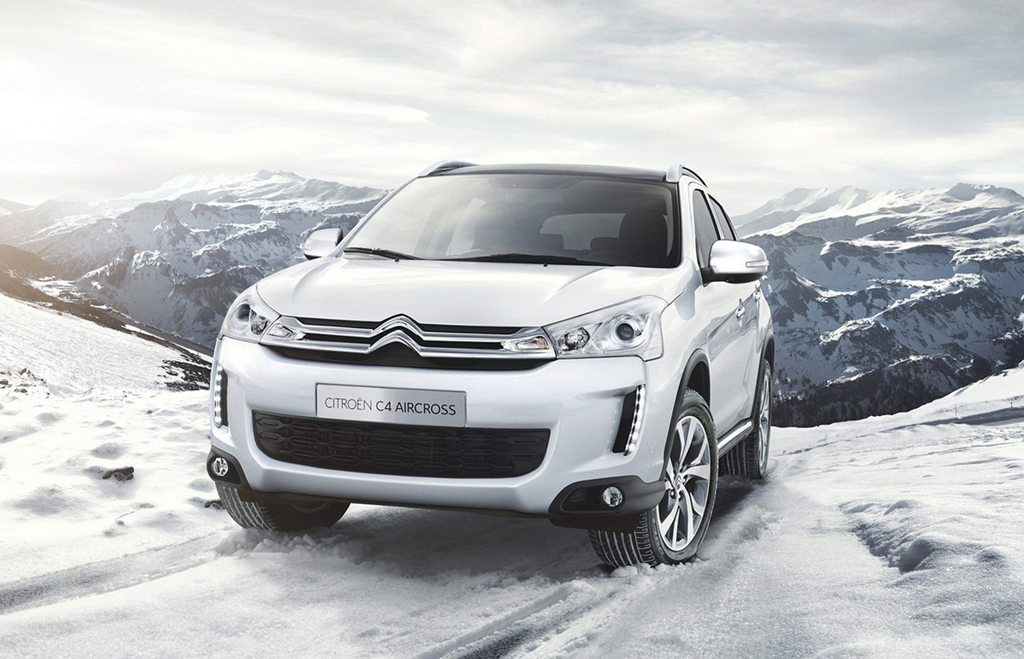 2012 citroen c4 aircross photo gallery. Black Bedroom Furniture Sets. Home Design Ideas