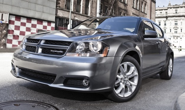 2012 Dodge Avenger SE V6 2012 Dodge Avenger SE V6 Model   More Dynamic and Fuel Economic