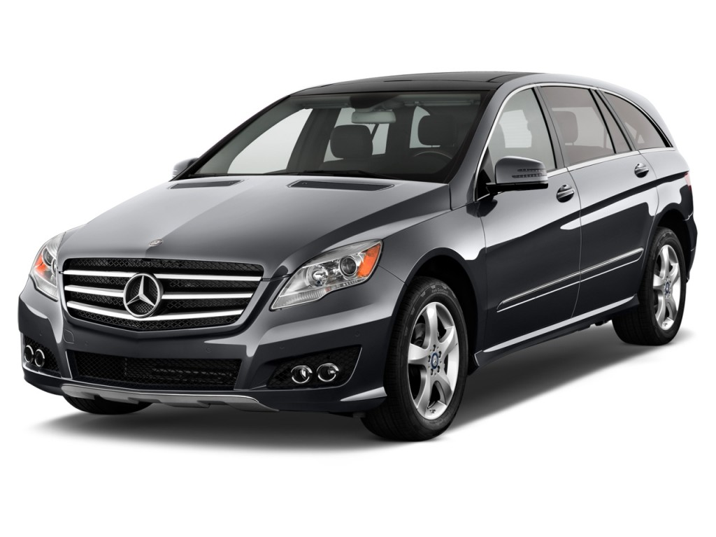 2012 Mercedes Benz R Class Famous For Technical