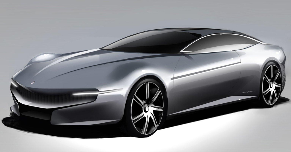 2012 Pininfarina Cambiano Concept 2012 Pininfarina Cambiano Concept moving forward for limited production