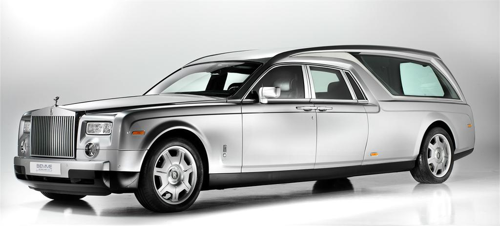 2012 Rolls Royce Phantom Hearse B12 2012 Rolls Royce Phantom Hearse B12   A Review