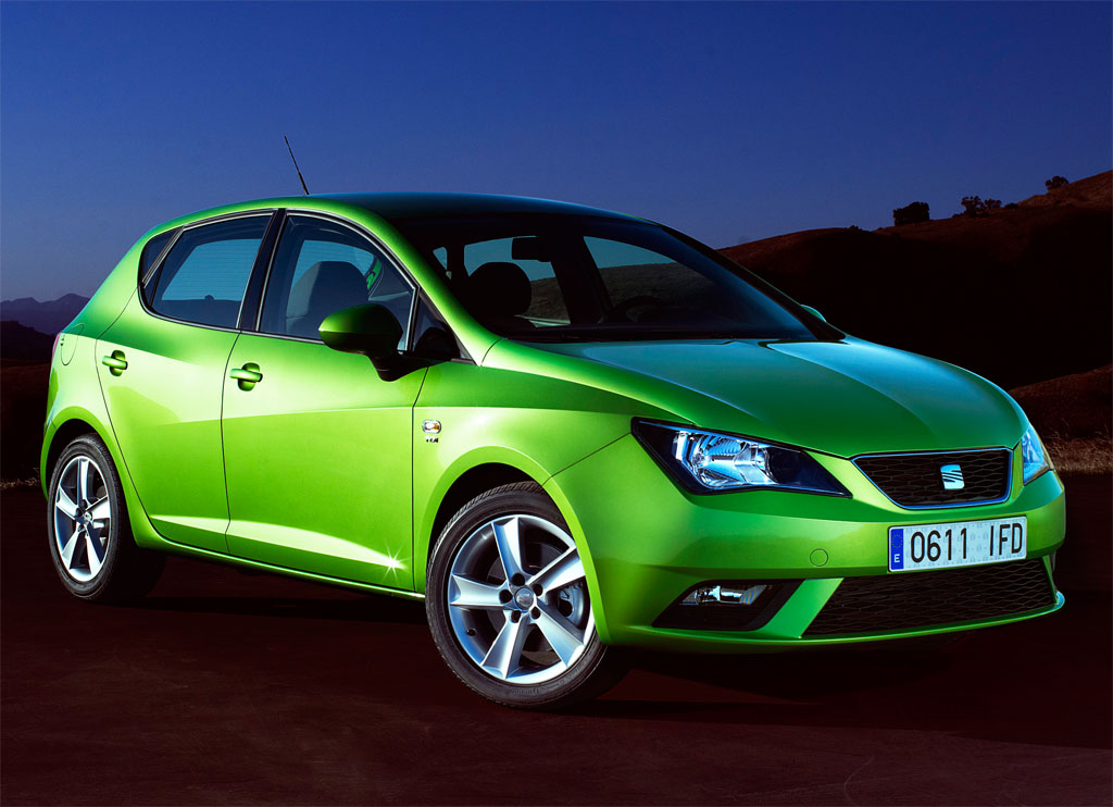2012 seat ibiza with a new price range. Black Bedroom Furniture Sets. Home Design Ideas