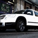 2012 Skoda Yeti Urban Limited Edition