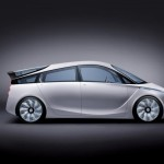 2012 Toyota FT-Bh Small Hybrid Concept