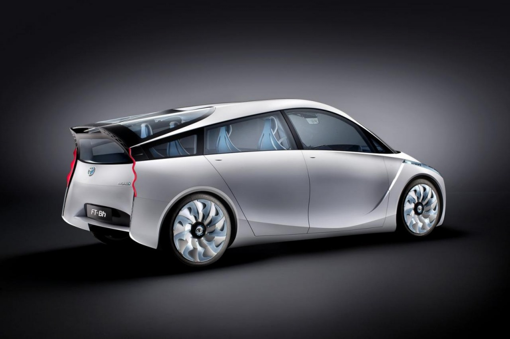 2012 Toyota FT Bh Small Hybrid Concept 3 Toyota FT Bh Small Hybrid Concept to Be Tuned up and Released by Toyota Soon