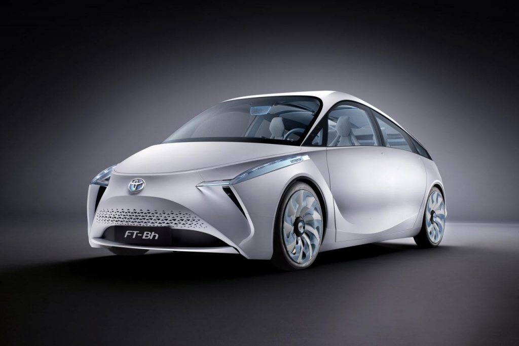2012 Toyota FT Bh Small Hybrid Concept 6 Toyota FT Bh Small Hybrid Concept to Be Tuned up and Released by Toyota Soon