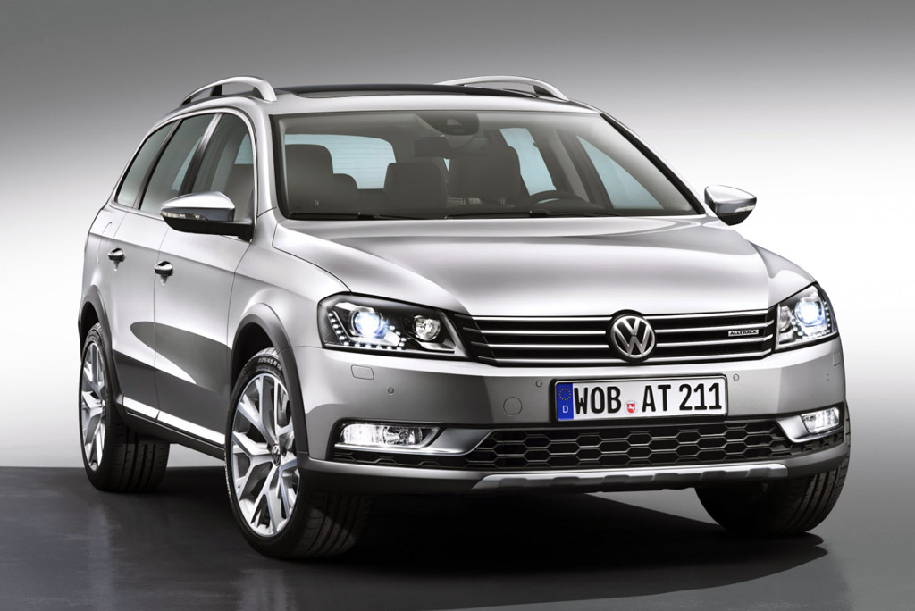 2012 Volkswagen Passat Alltrack 2012 Volkswagen Passat Alltrack   New Price Tag Revealed for UK Customers