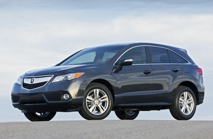 2013 Acura RDX 1 2013 Acura RDX features