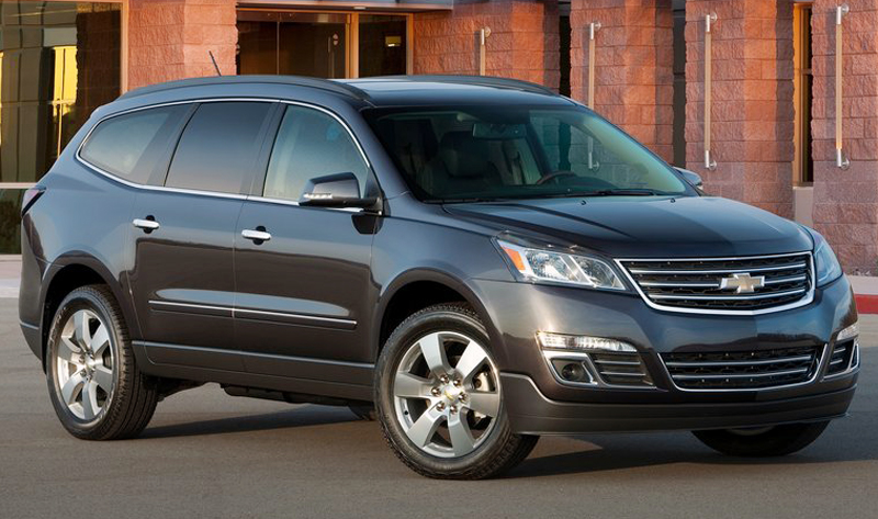 2013 Chevrolet Traverse 2013 Chevrolet Traverse features