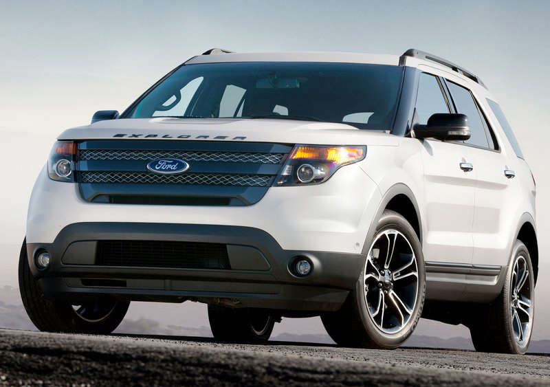 2013 Ford Explorer Sport 2013 Ford Explorer Sport features