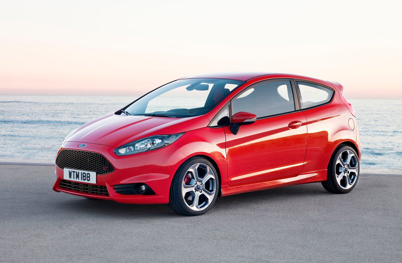 2013 Ford Fiesta ST 2 2013 Ford Fiesta ST specifications