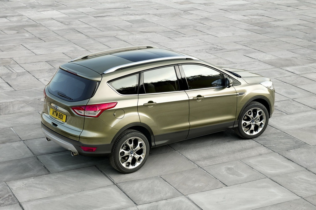 2013 Ford Kuga SUV – More Dynamic