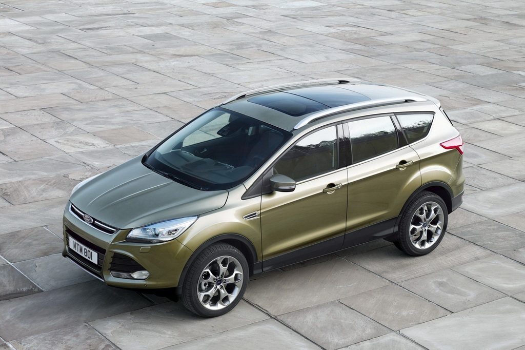 2013 Ford Kuga SUV 2013 Ford Kuga SUV   More Dynamic