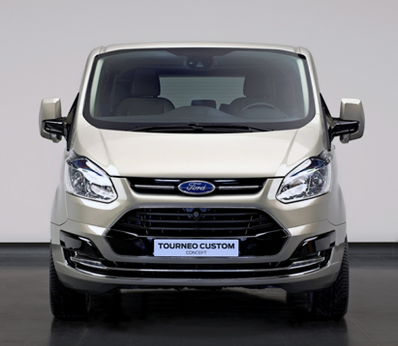 2013 Ford Tourneo Custom Van 2013 Ford Tourneo Custom Van   A Review