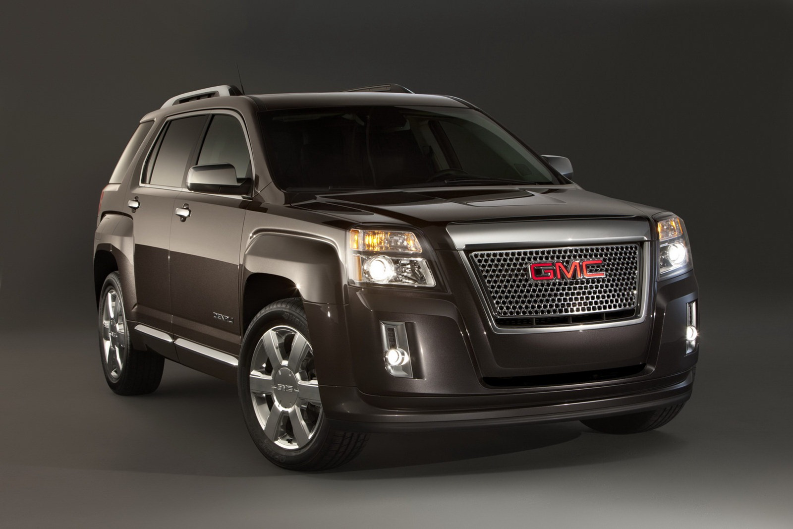 2013 GMC Terrain and Terrain Denali 1 2013 GMC Terrain and Terrain Denali to Be Launched This Year