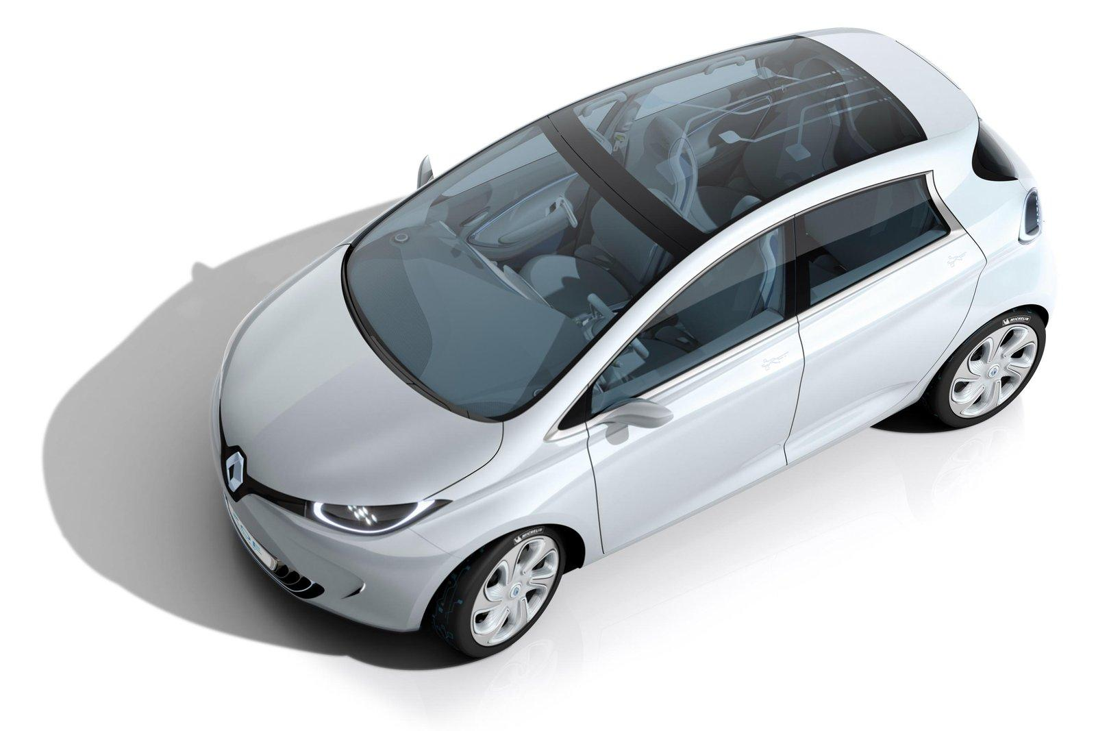 2013 Renault Zoe Electric 1 New 2013 Renault Zoe Electric Production Version – to Be Released after Technical  Revision
